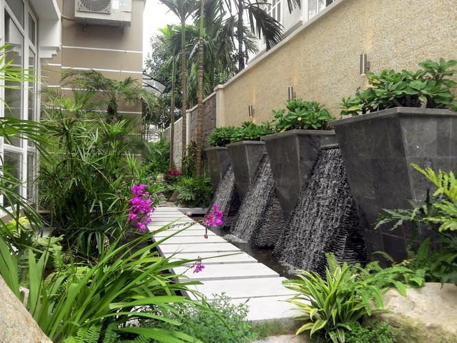 Thi Công Tiểu Cảnh - Sân Vườn